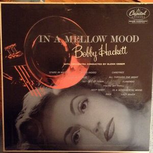 BOBBY HACKETT - In A Mellow Mood cover