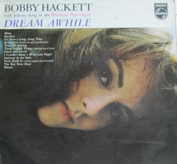 BOBBY HACKETT - Dream Awhile cover