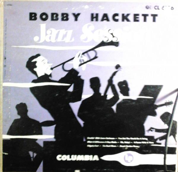 BOBBY HACKETT - Jazz Session cover