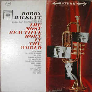 BOBBY HACKETT - The Most Beautiful Horn In The World cover