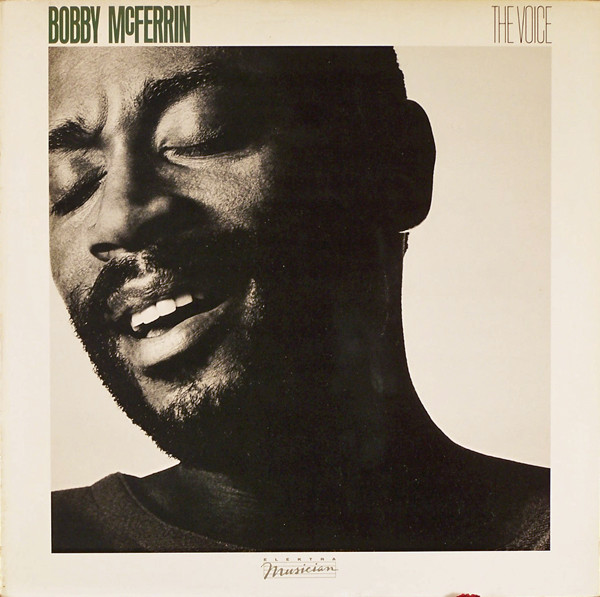 BOBBY MCFERRIN - The Voice cover
