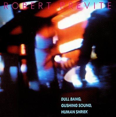BOBBY PREVITE - Dull Bang, Gushing Sound, Human Shriek cover