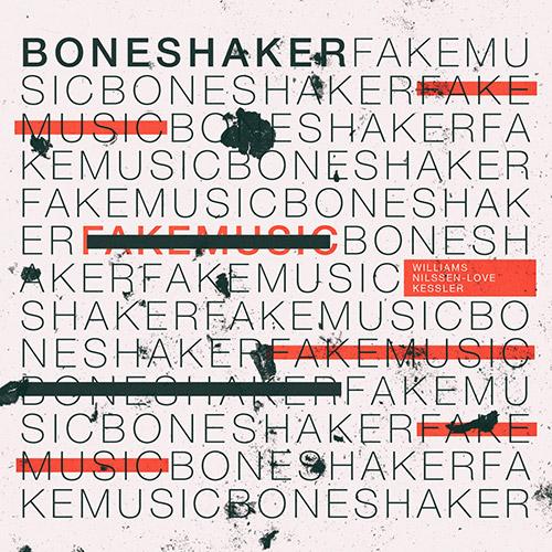 BONESHAKER - Fake Music cover