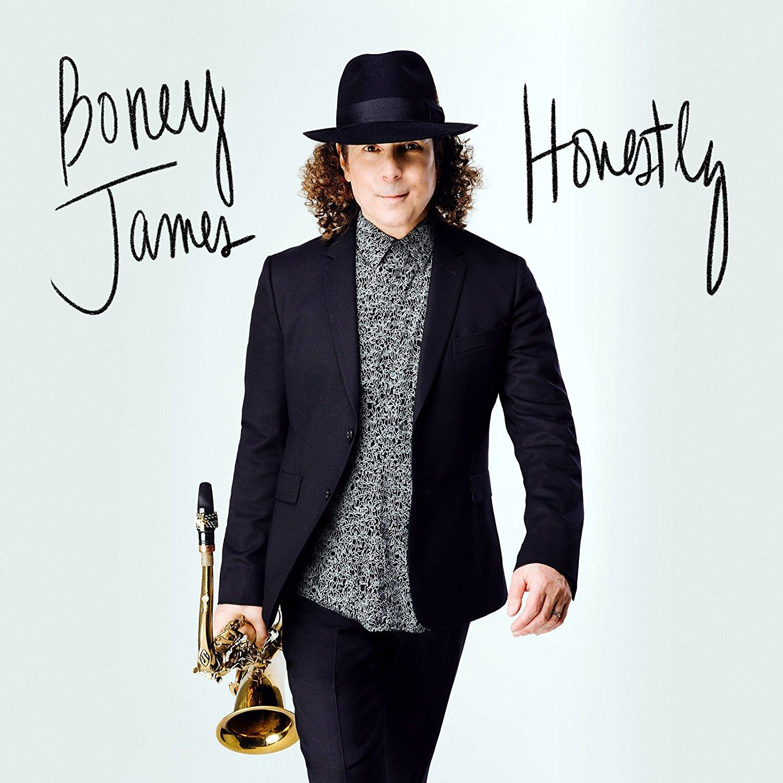 BONEY JAMES - Honestly cover