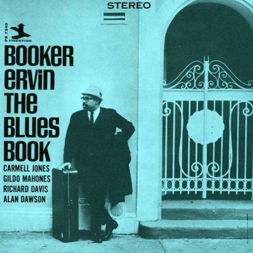 BOOKER ERVIN - The Blues Book cover