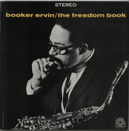 BOOKER ERVIN - The Freedom Book cover