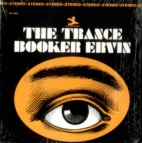 BOOKER ERVIN - The Trance cover