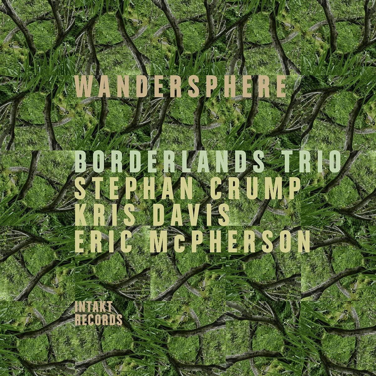 BORDERLANDS TRIO - Wandersphere cover