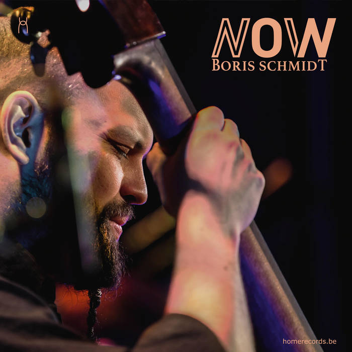 BORIS SCHMIDT - Now cover