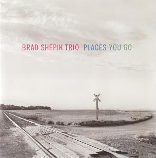 BRAD SHEPIK - Places You Go cover