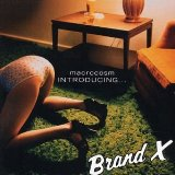 BRAND X - Macrocosm cover