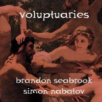BRANDON SEABROOK - Brandon Seabrook, Simon Nabatov : Voluptuaries cover