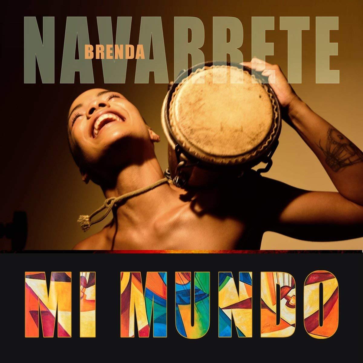 BRENDA NAVARETTE - Mi Mundo cover