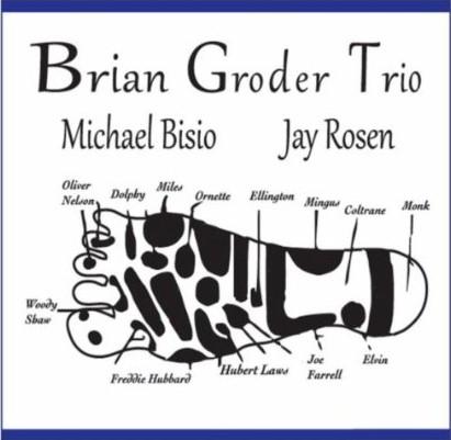 BRIAN GRODER - Brian Groder Trio : Reflexology cover