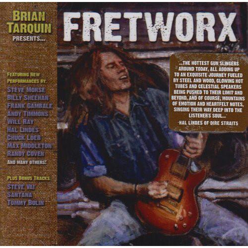 BRIAN TARQUIN - Fretworx cover