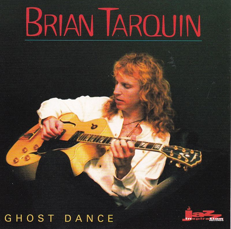 BRIAN TARQUIN - Ghost Dance cover