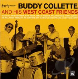 BUDDY COLLETTE - And His West Coast Friends cover