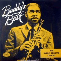 BUDDY COLLETTE - Buddy's Best cover