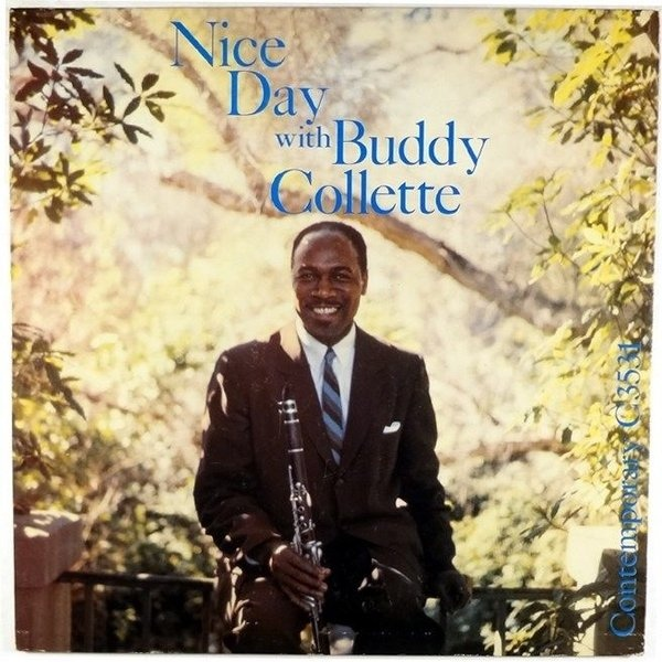 BUDDY COLLETTE - Nice Day With Buddy Collette cover