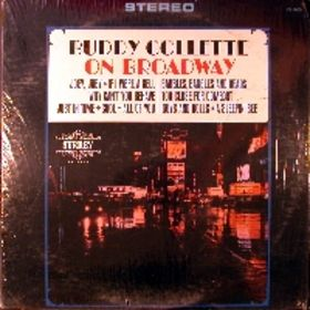 BUDDY COLLETTE - On Broadway cover