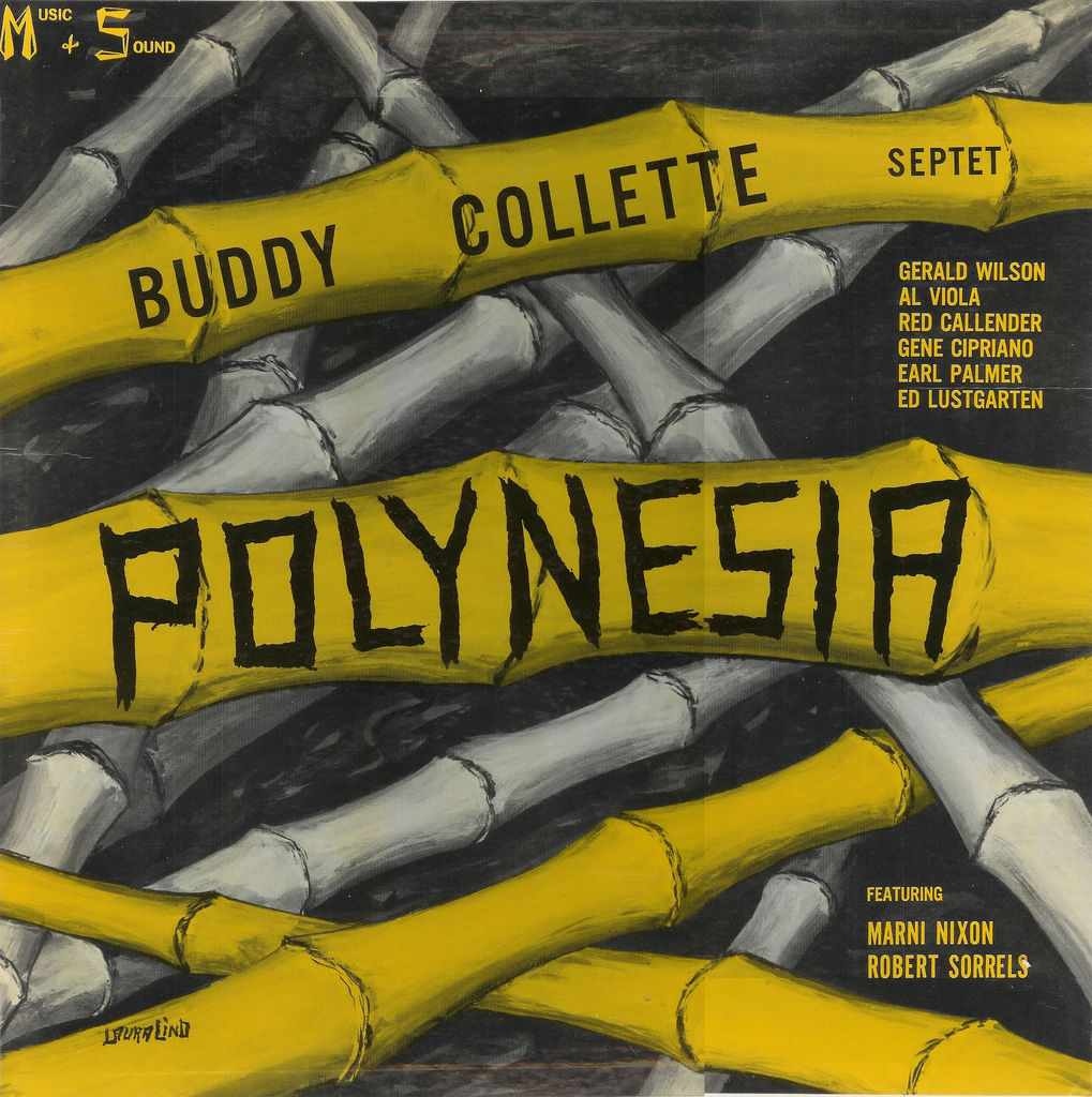 BUDDY COLLETTE - Polynesia cover