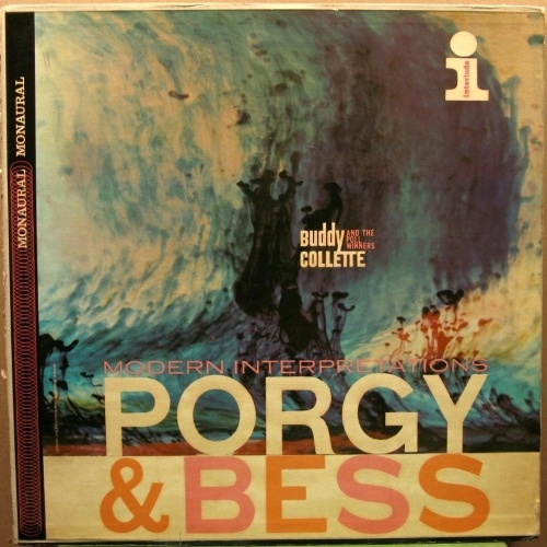 BUDDY COLLETTE - Porgy And Bess cover