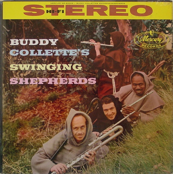 BUDDY COLLETTE - Swinging Shepherds cover