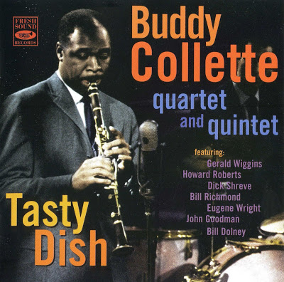 BUDDY COLLETTE - Tasty Dish cover