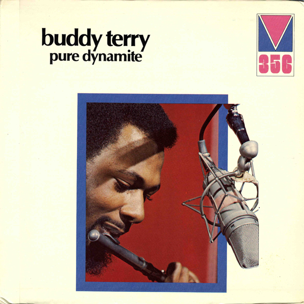 BUDDY TERRY - Pure Dynamite cover