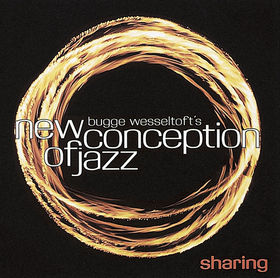 BUGGE WESSELTOFT - New Conception of Jazz: Sharing cover