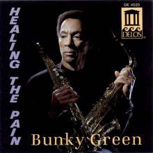 BUNKY GREEN - Healing the Pain cover