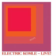 BUSHMAN'S REVENGE - Electric Komle – Live! cover