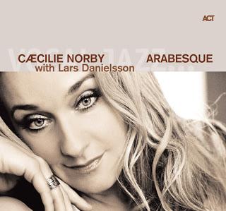 CÆCILIE NORBY - Arabesque cover