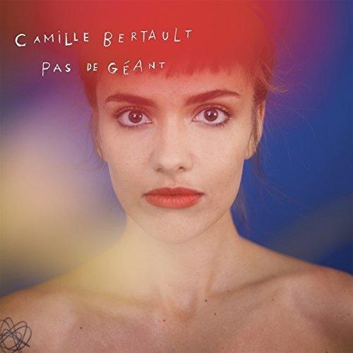 CAMILLE BERTAULT - Pas de Géant cover