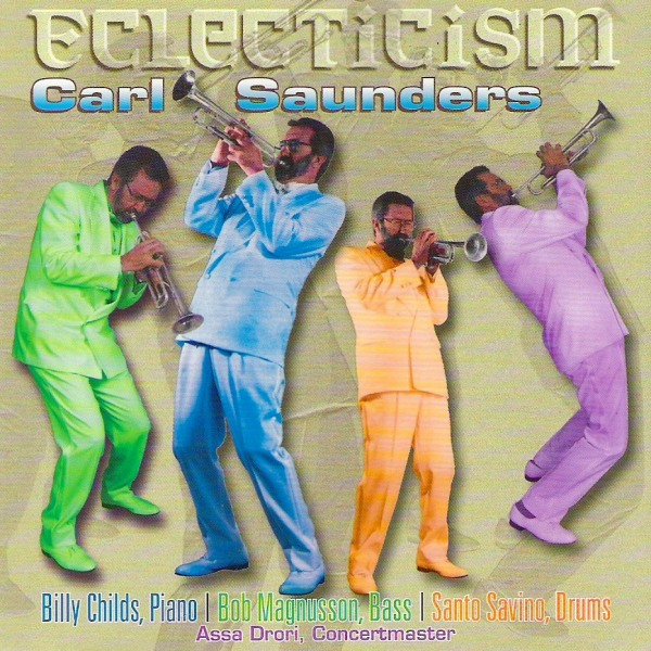 CARL SAUNDERS - Eclecticism cover