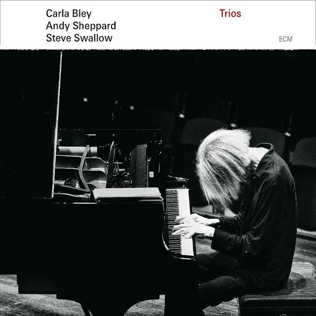 CARLA BLEY - Trios cover