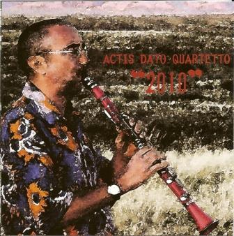 CARLO ACTIS DATO - 2010 cover