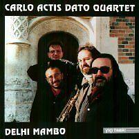 CARLO ACTIS DATO - Delhi Mambo cover