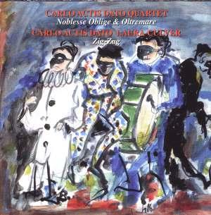 CARLO ACTIS DATO - Noblesse Oblige/Oltremare + Zig-Zag cover