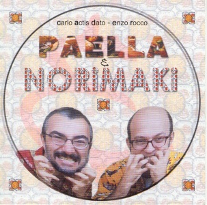 CARLO ACTIS DATO - Paella & Norimaki cover
