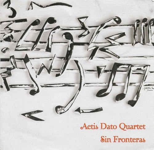 CARLO ACTIS DATO - Sin Fronteras cover