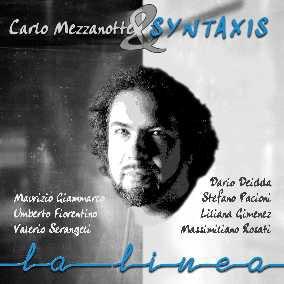 CARLO MEZZANOTTE - La Linea cover