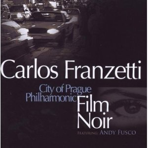 CARLOS FRANZETTI - Film Noir cover