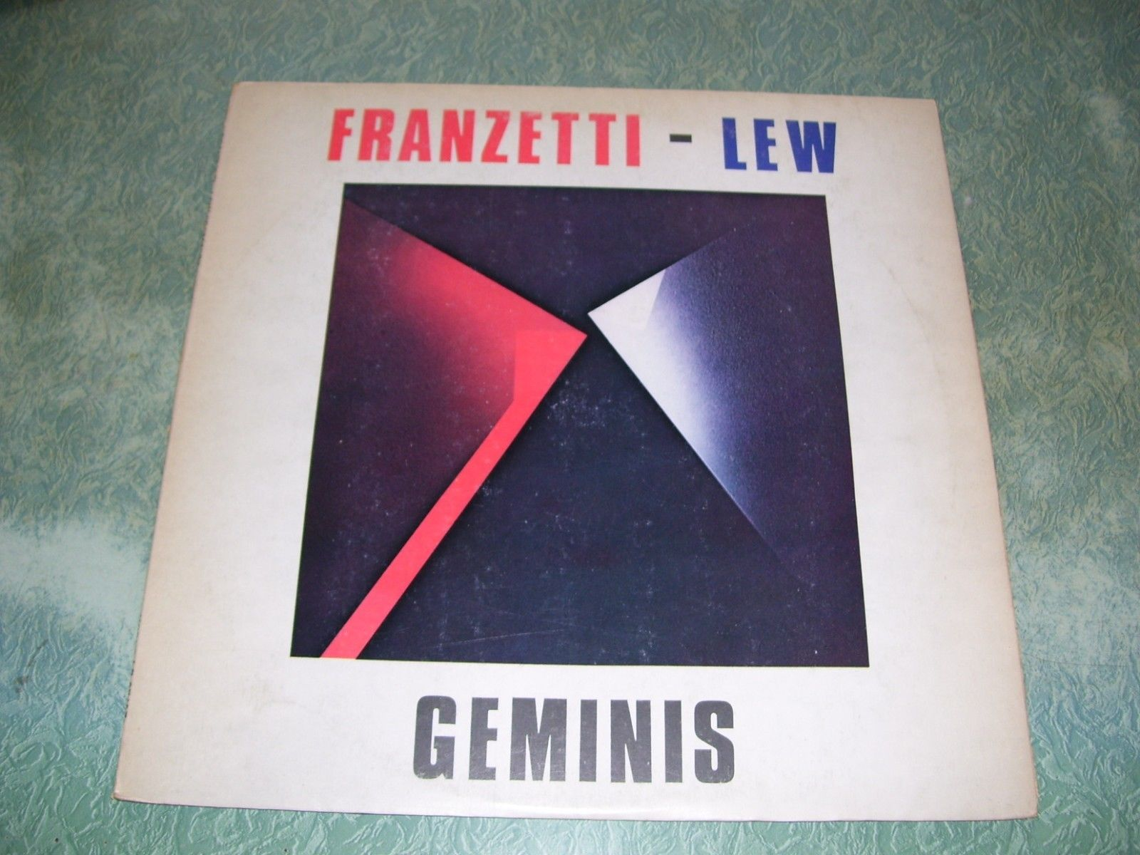 CARLOS FRANZETTI - Geminis cover