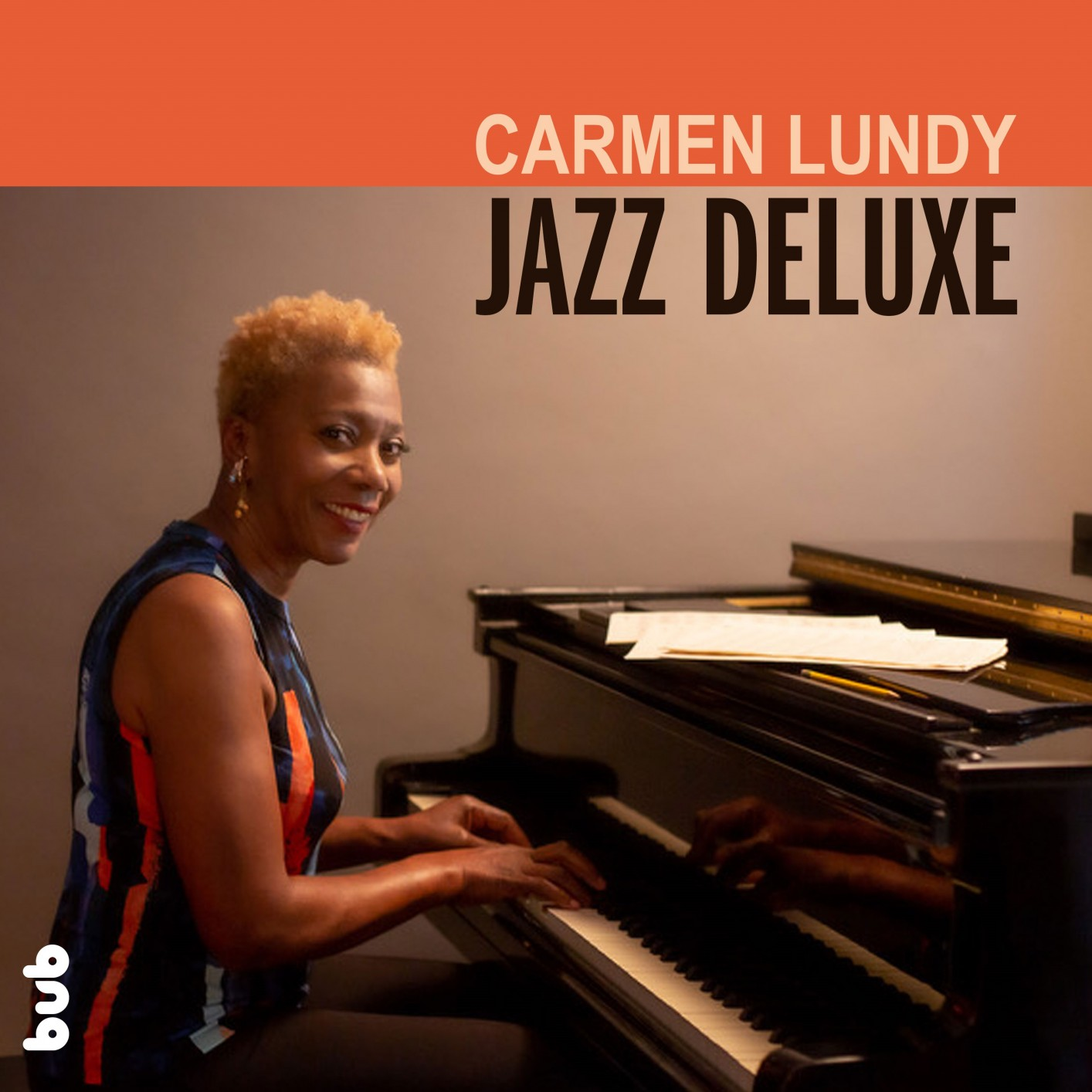 CARMEN LUNDY - Jazz Deluxe cover