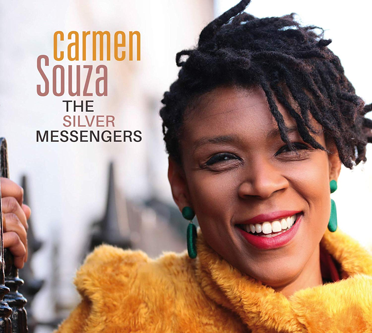 CARMEN SOUZA - The Silver Messengers cover