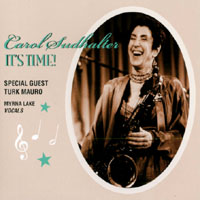 CAROL SUDHALTER - It's Time cover
