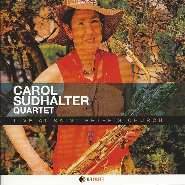 CAROL SUDHALTER - Live At Saint Peter's Church cover