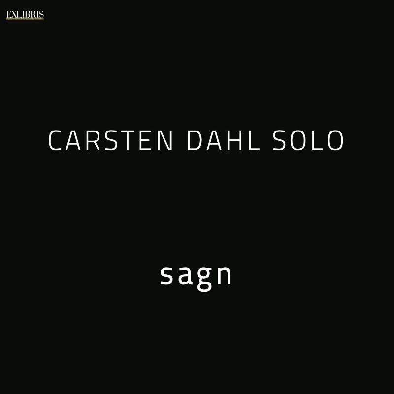 CARSTEN DAHL - Sagn cover