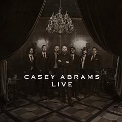 CASEY ABRAMS - Casey Abrams Live cover